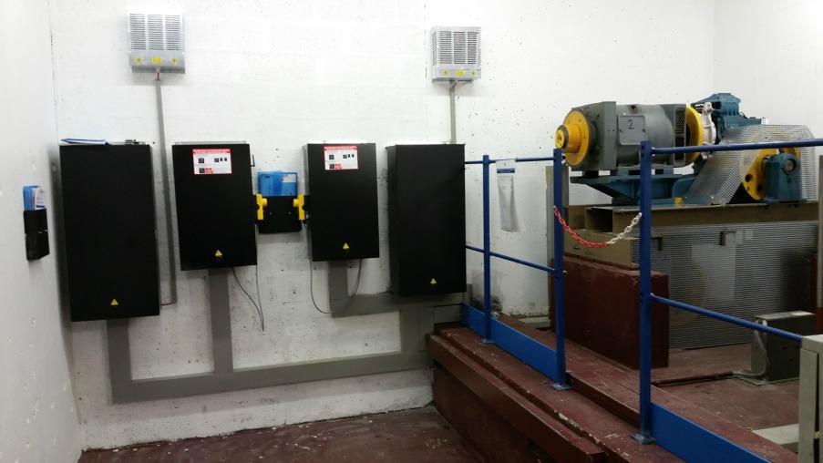 Armoire de commande ascenseur