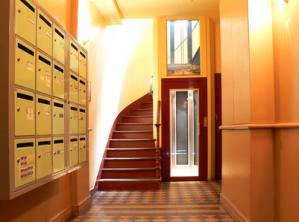 Ascenseur copropriete
