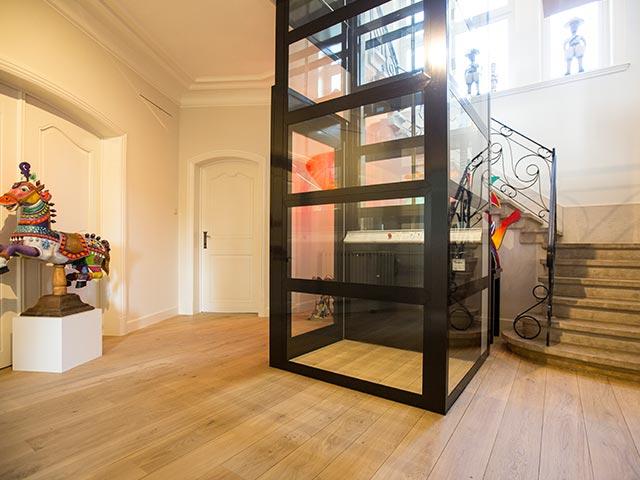 Ascenseur modele barduva