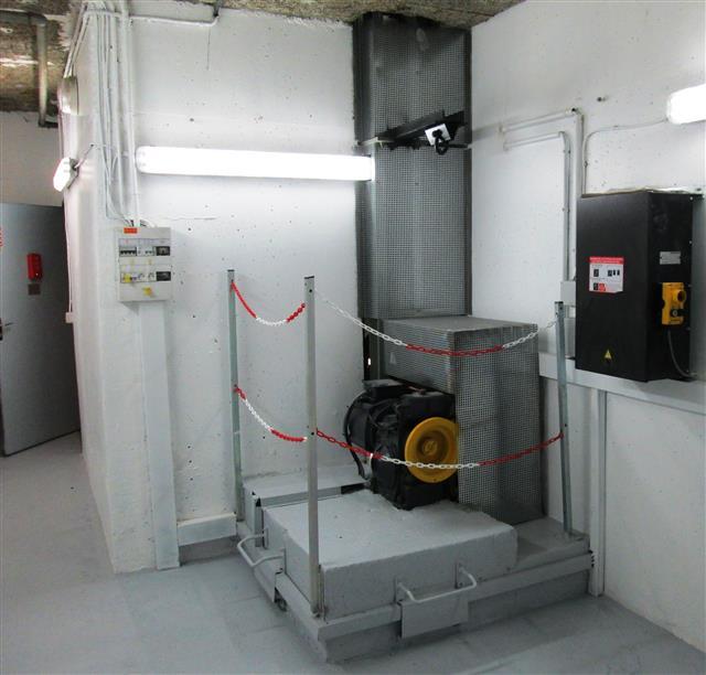 Mise en conformite ascenseur