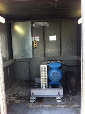 Moteur ascenseur