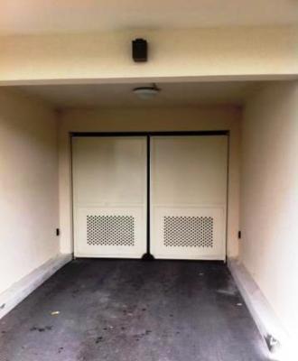 Porte de garage sga